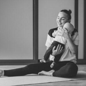 Pilates post gravidanza - Esercizi pre e post parto